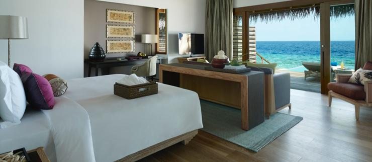 Stunning Maldives Villas Resort Dusit Thani