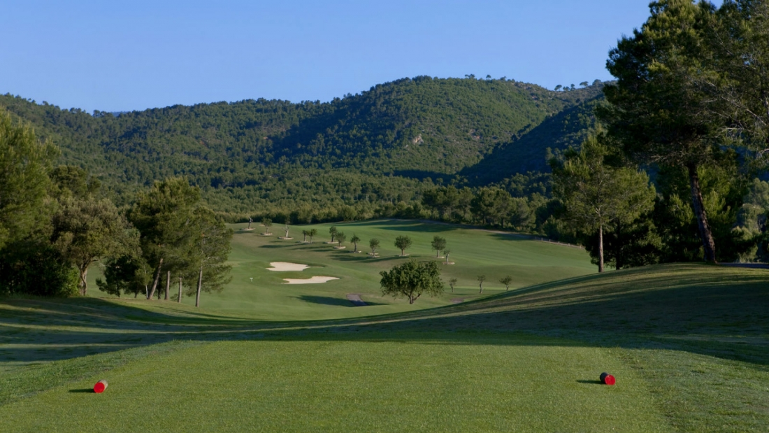Golf Son Quint near the Hotel and City of Palma de Mallorca
