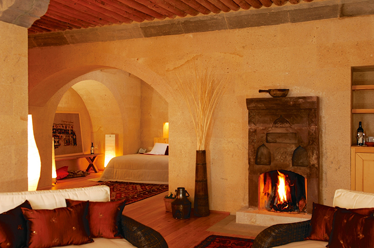 Enjoy Wonders And Magnificence Of Cappadocia At Hotel Argos