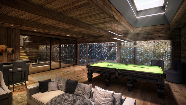 Hotels With Game Rooms