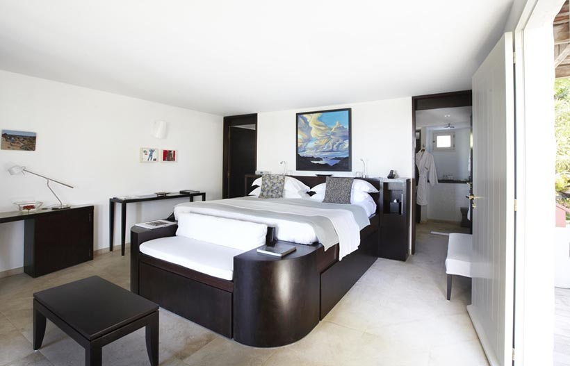 Book Accommodation in Comfortable Guest Rooms at Eden Rock Hotel in St.Barths