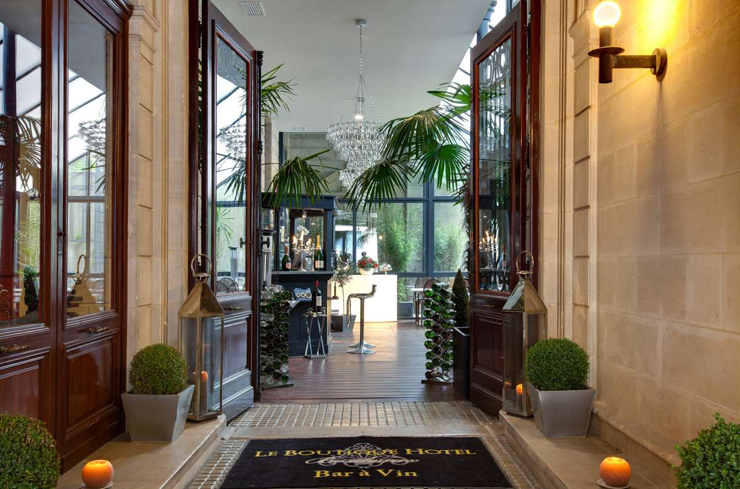 Le boutique hotel bordeaux a luxury place to stay in the for Design boutique hotel