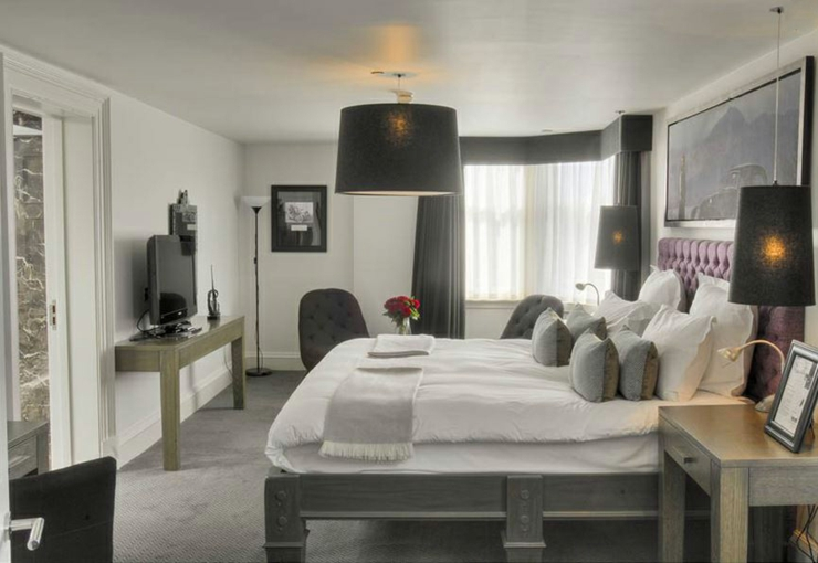 Blythswood five stars hotel in the heart of glasgow for Design hotel glasgow