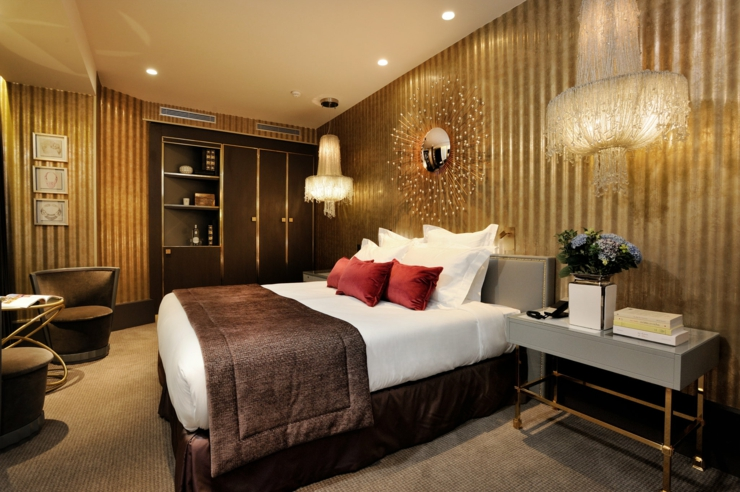Stylish stay in Paris hotel – The Baume