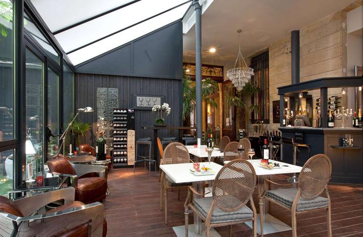 Le boutique hotel bordeaux a luxury place to stay in the for Hotel boutique bordeaux