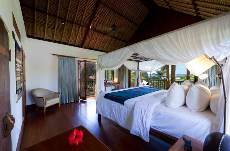 nice bedroom exotic wood vacations bali