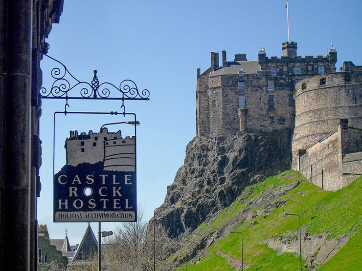 Castle Rock Hostel A Unique Accommodation In The Heart
