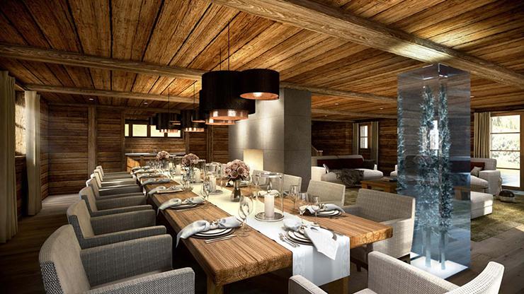 Chalet Ulmann Luxury Accommodation For Ski Holiday In