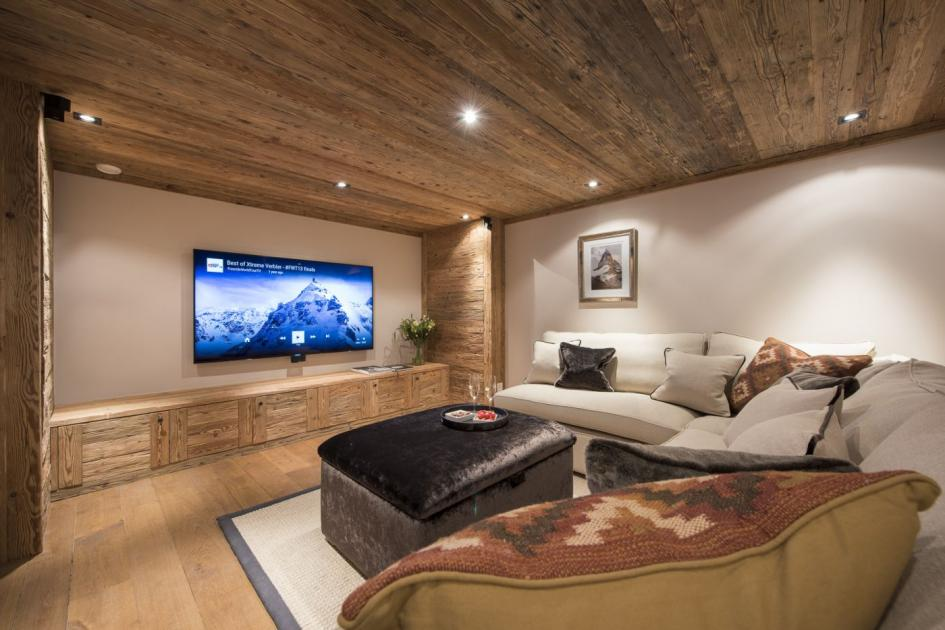 chalet sirocco home theater
