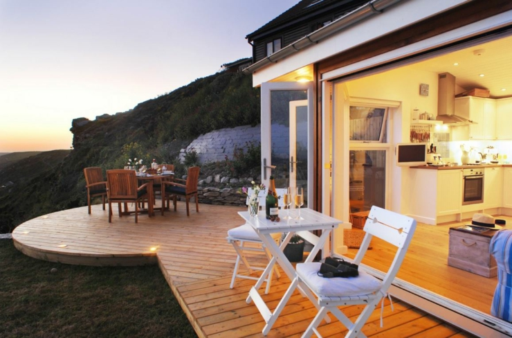 Fantastic The Edge Adorable Cottage For Rent In Cornwall Uk Beutiful Home Inspiration Xortanetmahrainfo