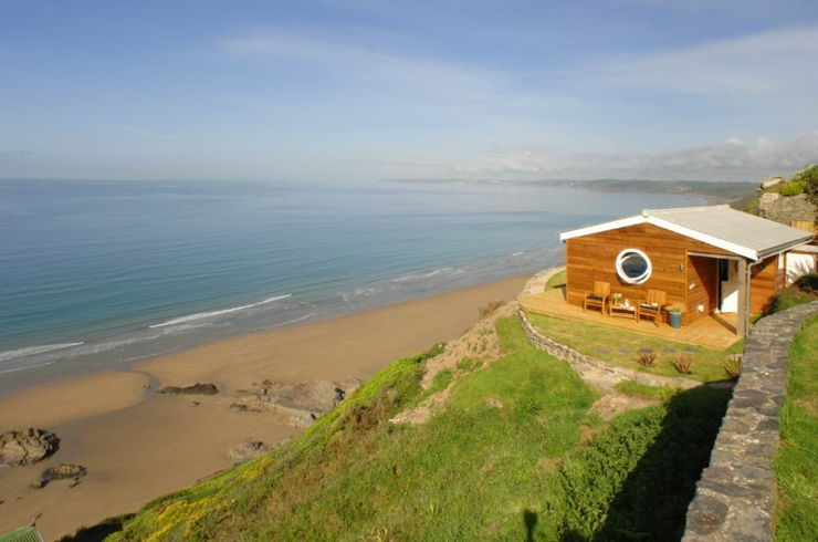 The Edge – adorable cottage for rent in Cornwall (UK)