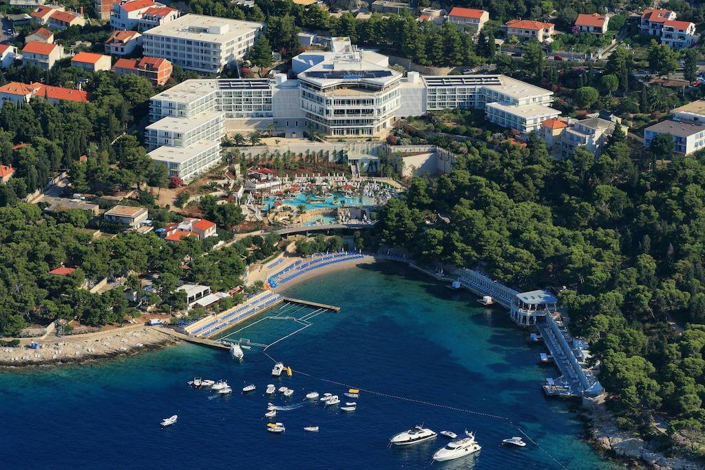 Visit Croatia Hvar Island and Stay at Amfora Hotel