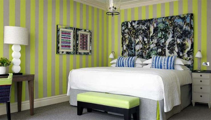 nice and fresh luxury design suite london hotel