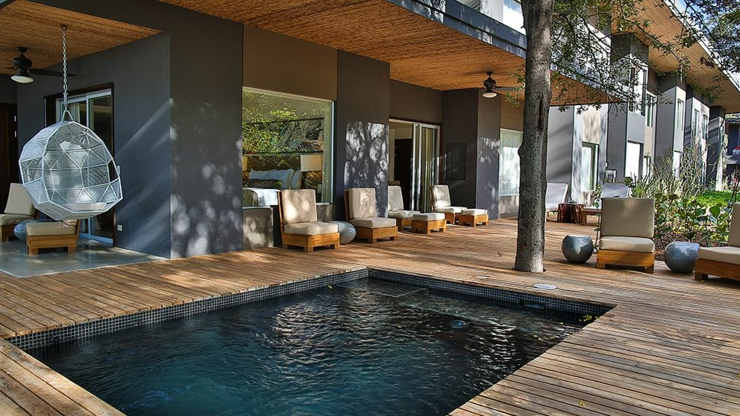 Costa rica holidays at el mangroove boutique beach hotel for Pool design costa rica