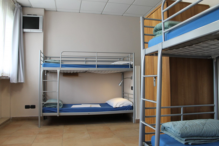 Plus florence proper hostel for the youth travellers - The five star student dormitories boutique style spoil ...