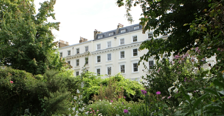eccleston square boutique hotel at London