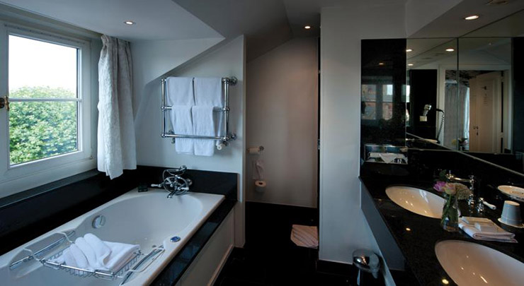 luxury accommodation hotel bruges