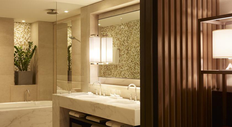 Image Gallery Of Luxury Hotel Lobby Bathrooms