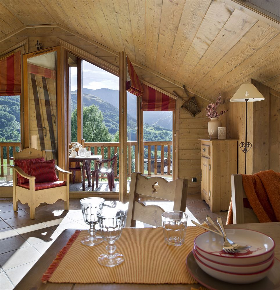 luxury suite ski holiday alps balcony view