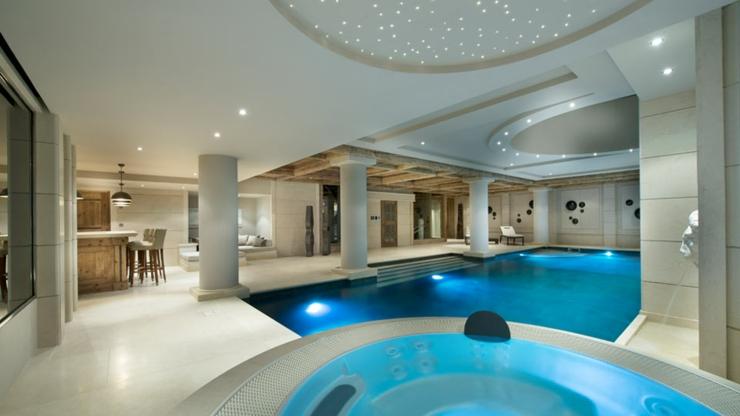 Indoor Heated Superb Swimming Pool