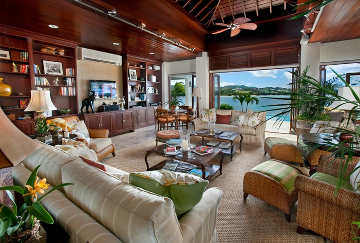 Surprising Island Views An Exotic Rental Like No Other Largest Home Design Picture Inspirations Pitcheantrous