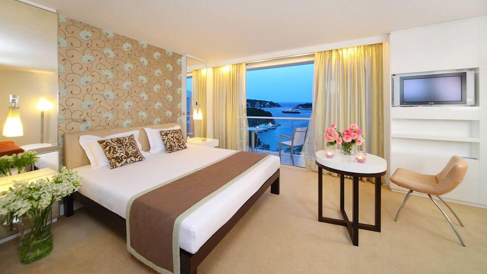 Another Look to Guest Rooms in Amfora Hvar Beach Resort
