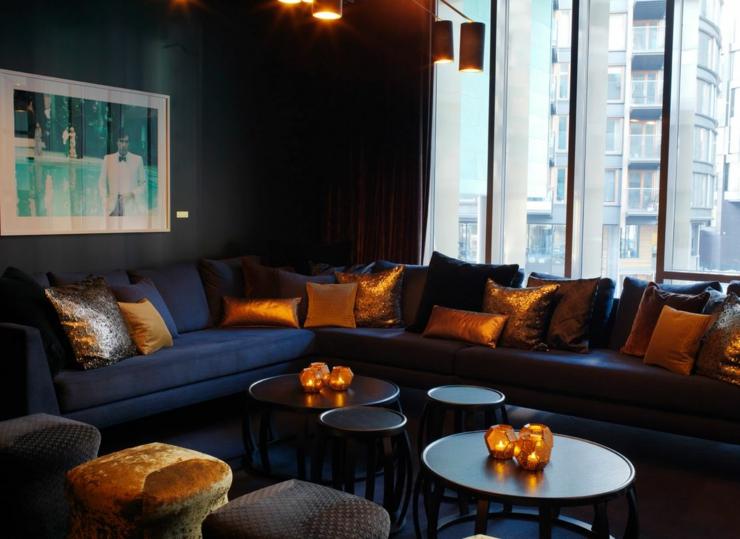 The thief a unique and eco friendly design hotel in oslo for Designhotel oslo