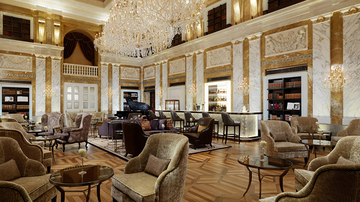 hotel imperial vienna luxury bar