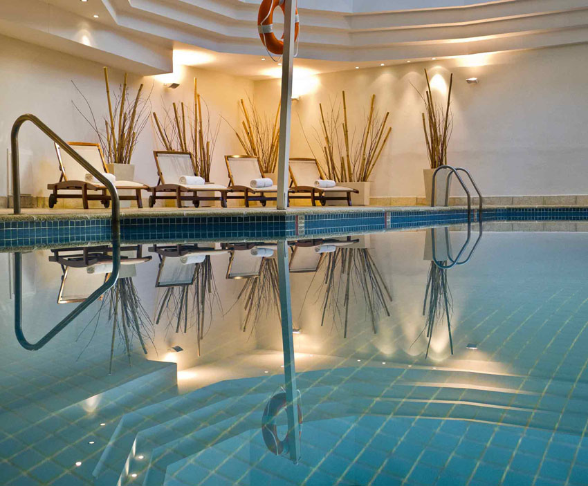 interior indoor pool luxury hotel accommodation buenos aires