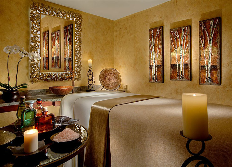 Aroma Spa Room Color ~ Rustic inn hotel at jackson hole