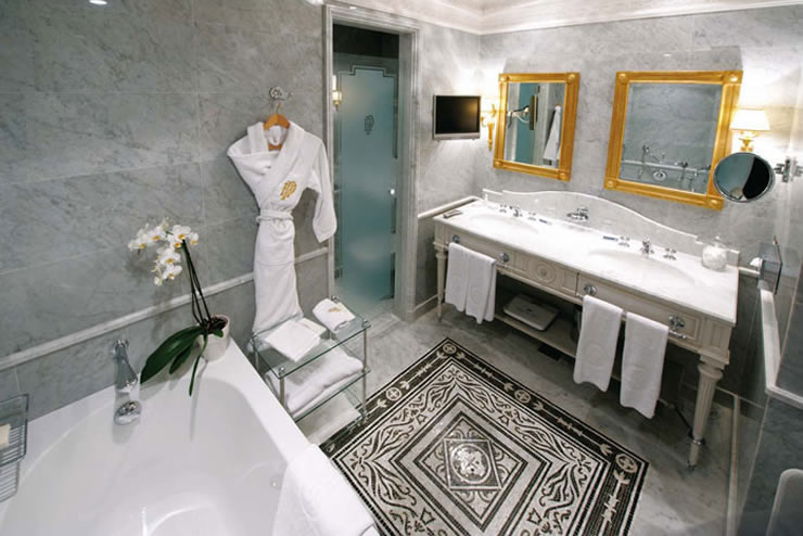 Luxury Bathrooms In Hotels make your bathroom more glamorous like hotel | plan n design