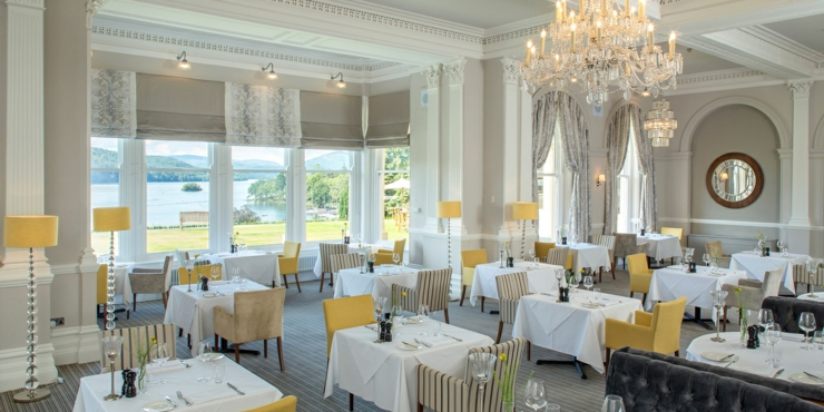 belsfield hotel restaurant laura ashley design