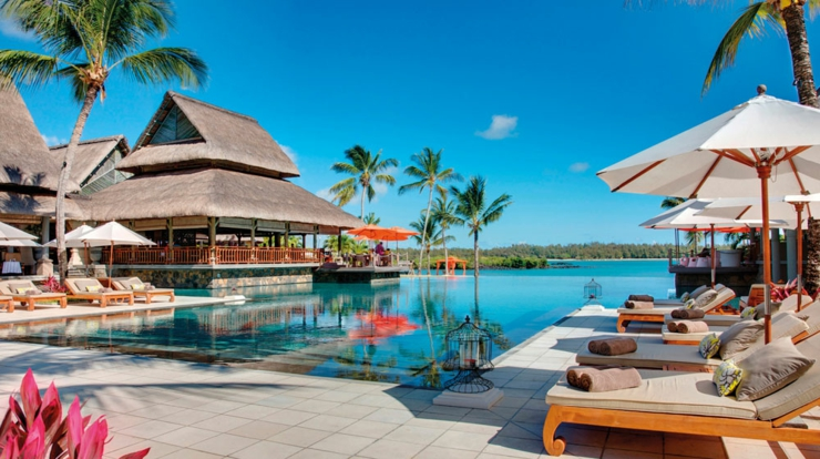 exotic destination mauritius luxury resort