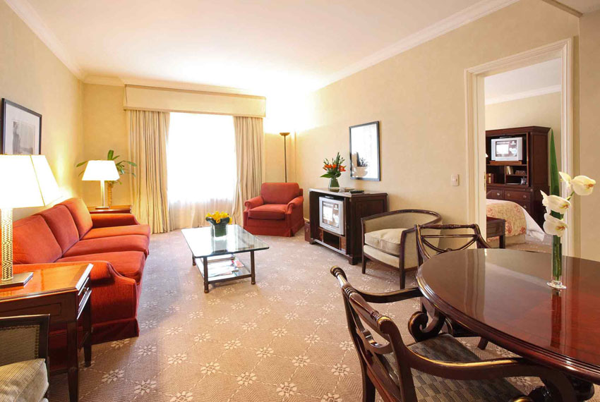 classy suites Argentinian luxury accommodation buenos aires