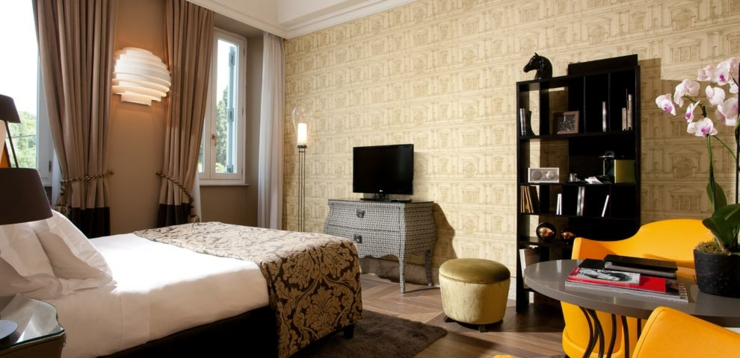 trip rome hotel luxury suite