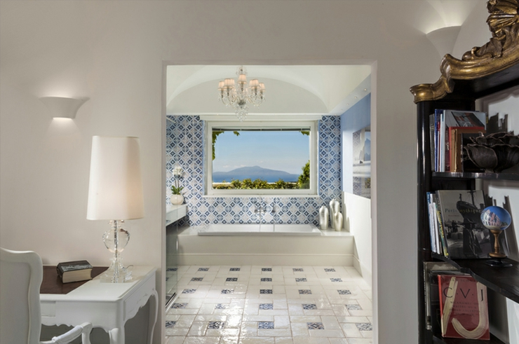 luxury prestige suite palace capri hotel spa