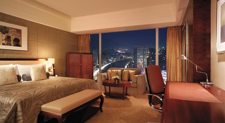 luxury boutique guestroom hotel china