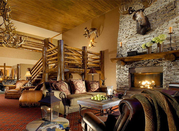 The Lodge Is One Of Top Hotels In Jackson Hole