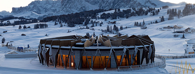 Sterne Hotel Alpina Resort