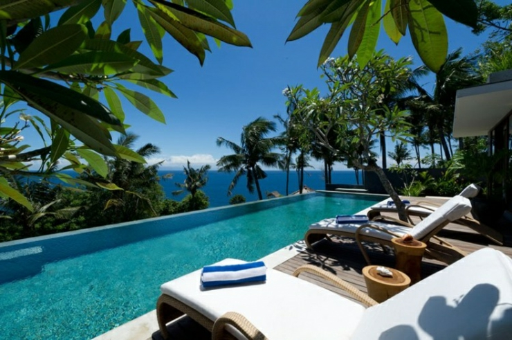 Unique Luxury Villa Malimbu Cliff In Lombok Near Bali