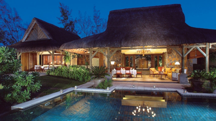 Hotel mauritius heavenly beautiful resort constance le prince for Design hotel mauritius