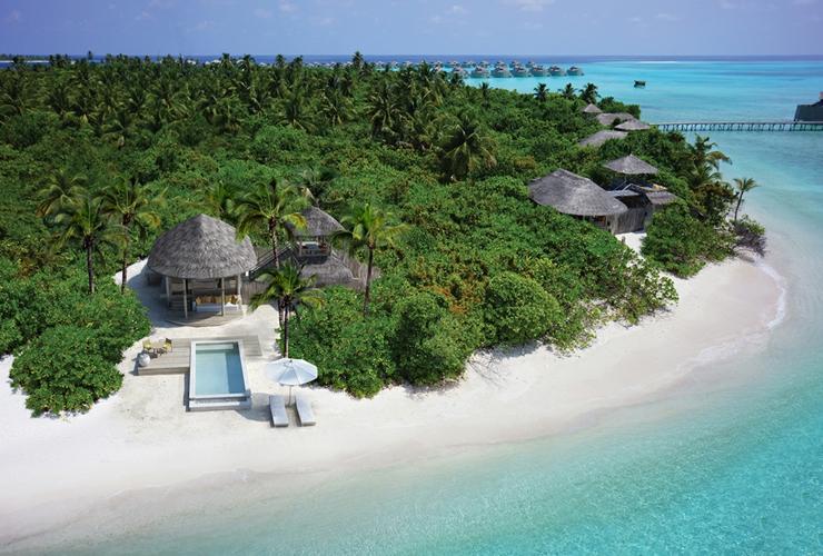luxury villa maldives beach - photo #39