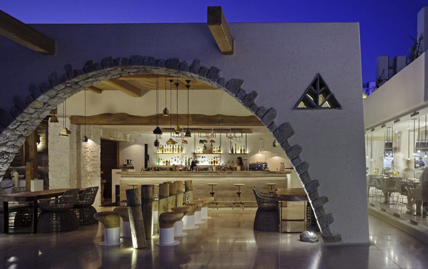 luxury stay vacation mykonos greece