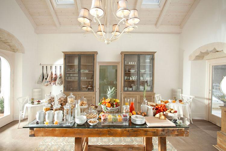 Mantatelur house guest italian rustic interior design for Designhotel florenz