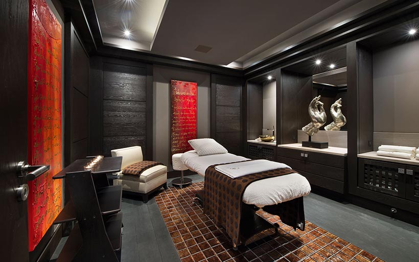 Or Enjoy a Massage at Chalet Spa Zone