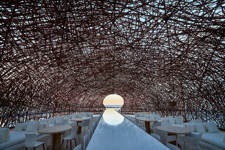 nest restaurant los cabos design luxury hotel