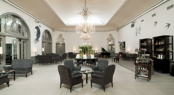 the nimb five stars hotel in Copenhagen