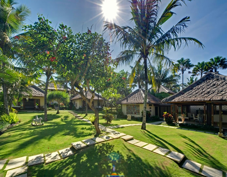 splendid spot to stay bali villa vacations