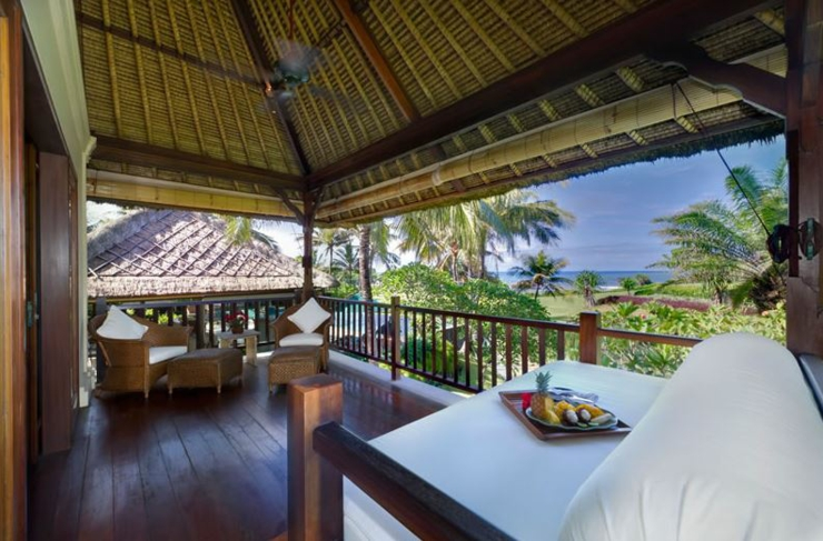 exotic view luxury holiday bali indonesia