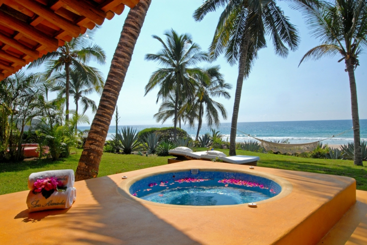 exotic luxury settings hotel mexico